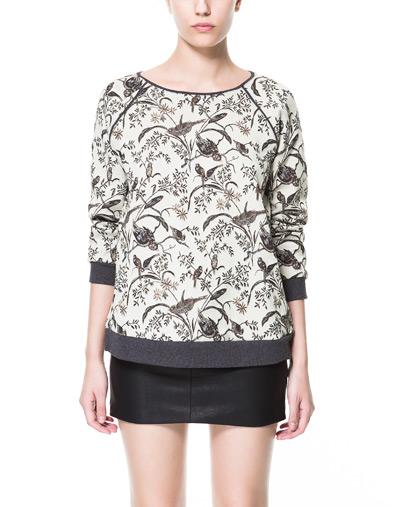 Sweatshirt de Zara 29,95 €